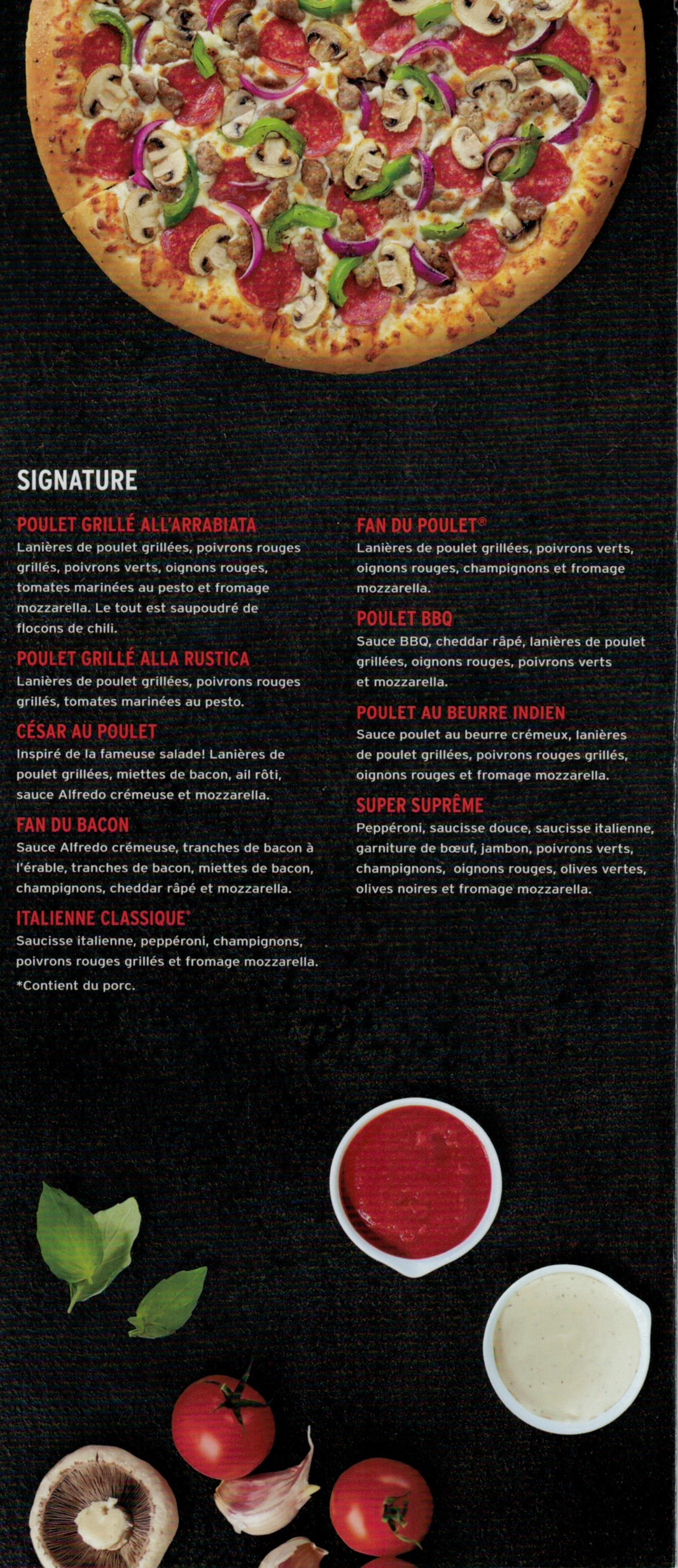 Incredible Joliette Menus Pizza Hut Interior Design Ideas Grebswwsoteloinfo