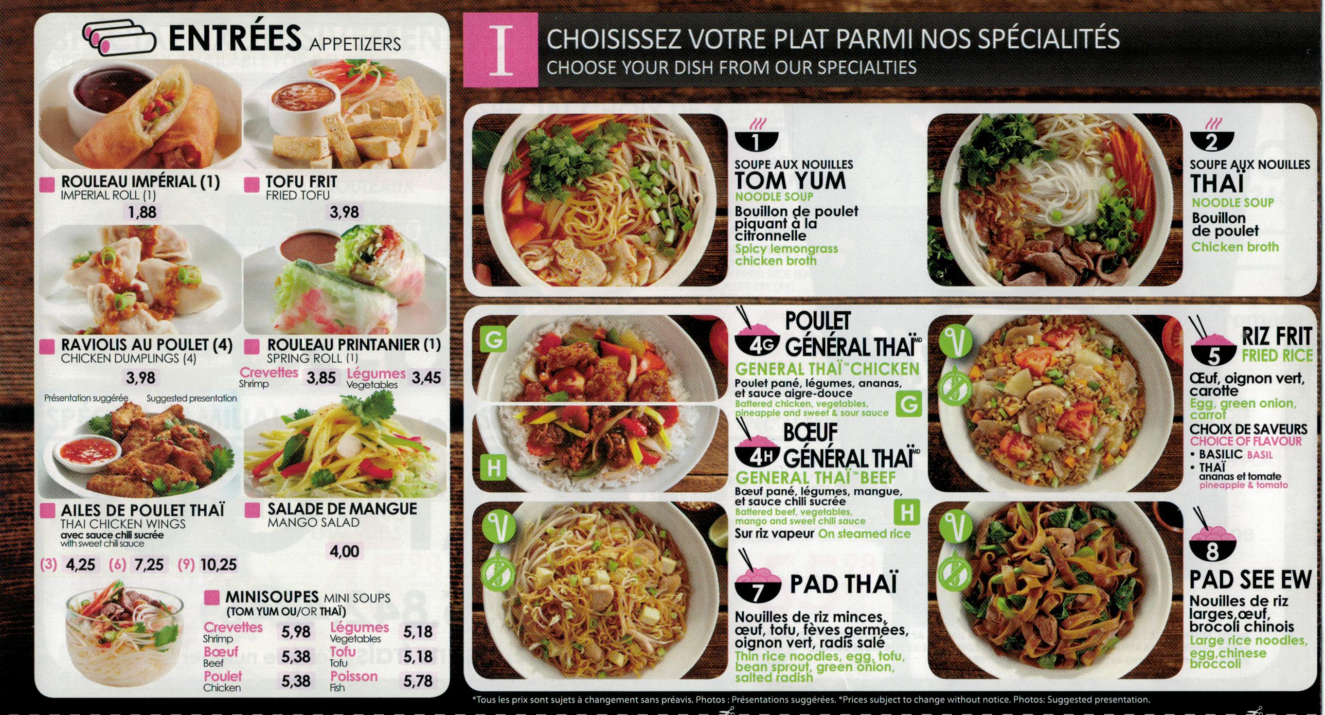 Thai Food Delivery Halifax